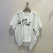 2021春夏新商品 PRIDE 切り替えデザインTシャツ