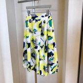 anana Flowerプリント・スカート