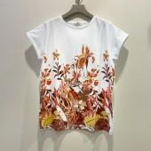2021春夏新商品 MARELLA ボタニカルプリント・Tシャツ