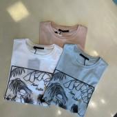 2021春夏新商品 ABRAHAM プリント・Tシャツ ¥15,400(税込)