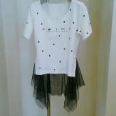 2016AW 新商品 PRIDE   チュール付・Tシャツ