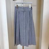 MARELLA モノトーン・ミモレ丈スカート