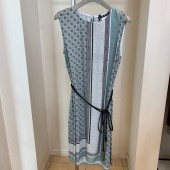 2019春夏新商品 PENNY BLACK スカーフ柄・ワンピース