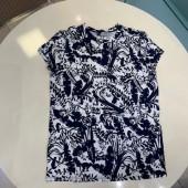 2020春夏新商品 MARELLA ボタニカル・Tシャツ