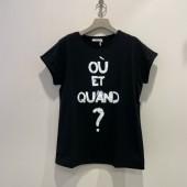 2021春夏新商品 MARELLA ロゴプリント・Tシャツ