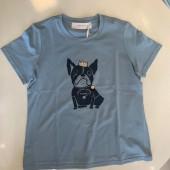 2020春夏新商品 ABRAHAM Dog Tシャツ