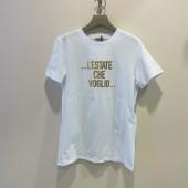 2021春夏新商品 MARELLA ロゴ・プリントTシャツ