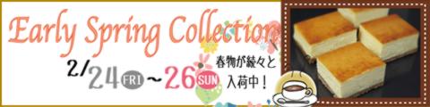 ぼざんな安城店 ~ Early Spring Collection ~