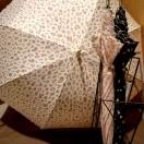 ロング傘 レオパード \2,000+税